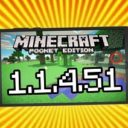 Minecraft Pocket Edition v1.1.4.51 APK for Android indirmek için